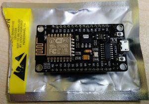 Allererste Gehversuche mit dem ESP8266- / NodeMCU-Modul