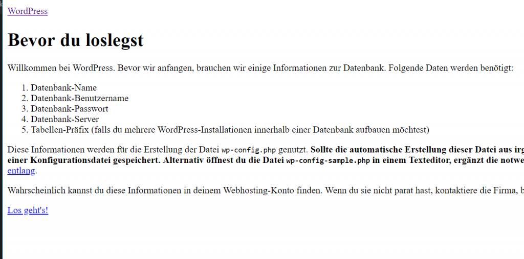 Howto: WordPress im Docker Swarm Mode mit Nginx-Proxy auf einem Host 1