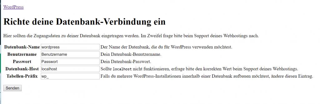Howto: WordPress im Docker Swarm Mode mit Nginx-Proxy auf einem Host 2