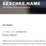WordPress Special 5
