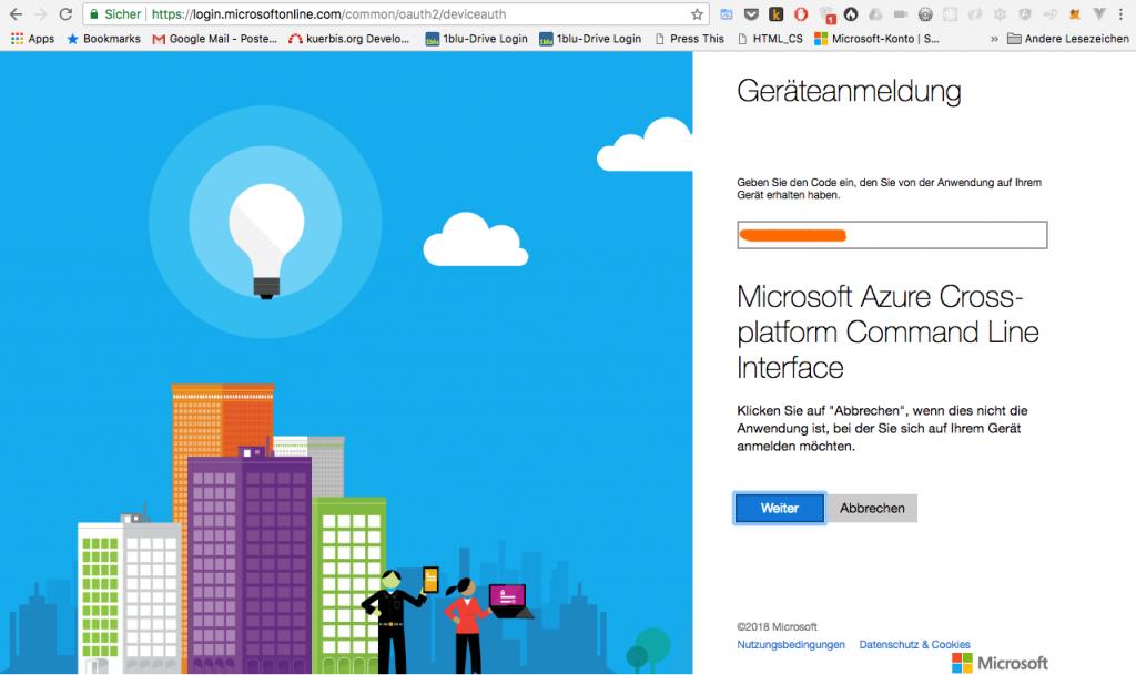 Microsoft Azure App Service: erster Test und Erfahrungen 3