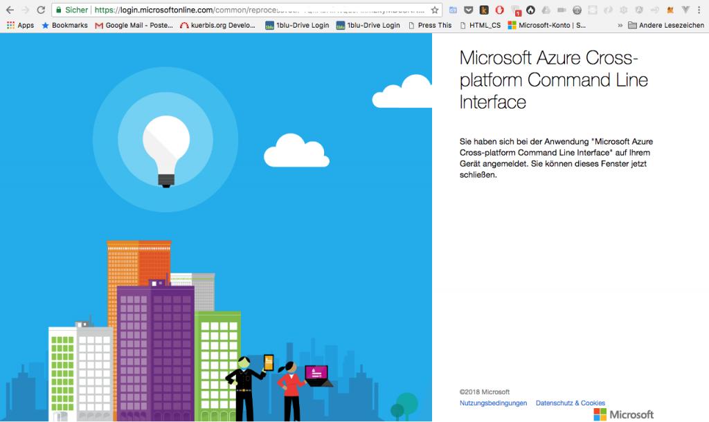 Microsoft Azure App Service: erster Test und Erfahrungen 4