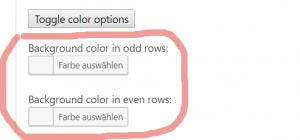 Integration des WordPress Color Pickers in die Widget-Admin-UI 4