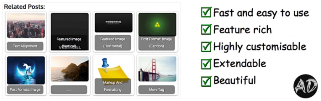 Kurztipp: Contextual Related Posts CSS Anpassungen (WordPress Plugin) 1