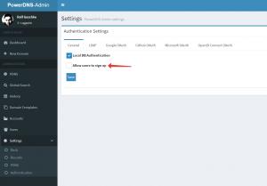 Ein DNS-Server mit PowerDNS und Docker – Teil 2: Deployment 3