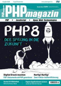 "$Artikel = ""Hurtig, hurtig!"" im PHP Magazin 5.20 1"