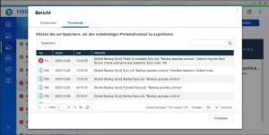 HBS3 - Protokoll - neue Version: Fehler