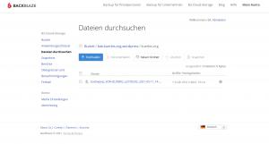 WordPress-Backups mit BackWPup auf Backblaze B2 (ergo S3-Speicher) 9
